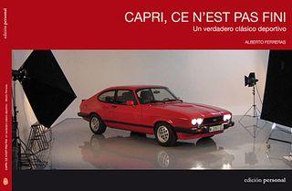 Libro sobre el Ford Capri