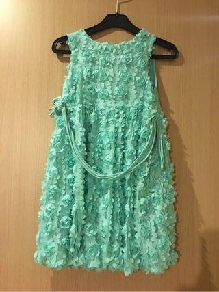 Vestido de fiesta niña de segunda mano en Villarreal en WALLAPOP