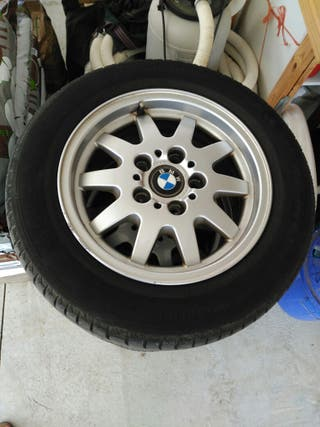 4 Llantas BMW 15'' válidas para e30, e46, e36 ...