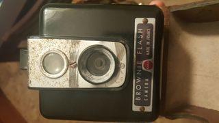 camara fotografica brownie flash