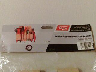 Bolsillo para herramientas electricista