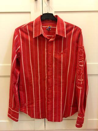 Camisa roja chico Desigual