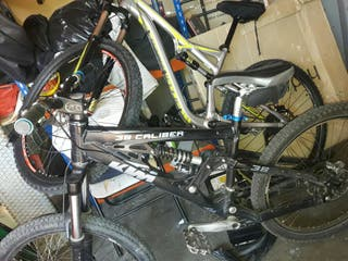 Bicicleta Ktm doble suspension