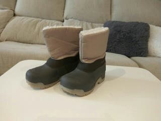 botas nieve niño/a