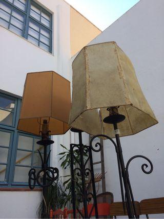 Pie Wallapop Lámparas De Mataró Antigua En Segunda Mano trhQdCosxB