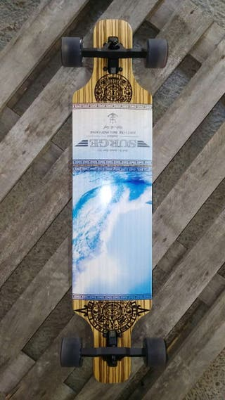 Longboards completo wave