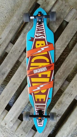Longboards completo pintail banner