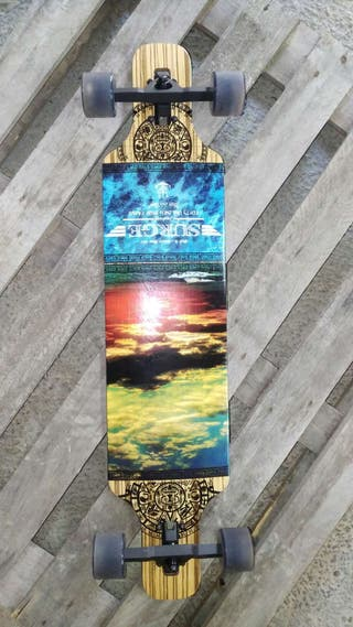 Longboards completo sunset