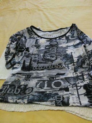 Camiseta estanpada