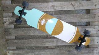 Longboards completo freeblue