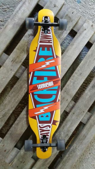 Longboards completo freestyle banner