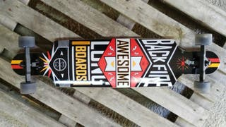 Longboards completo awesome