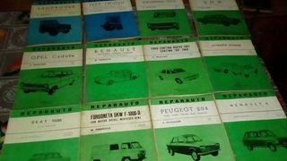 Libros originales atika reparauto
