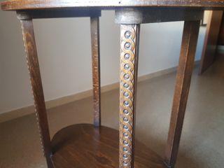 Mesa antigua madera
