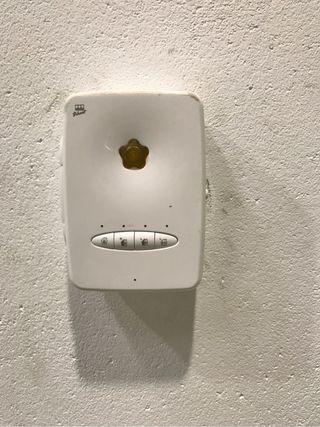 Sistema Alarma inalambrico.