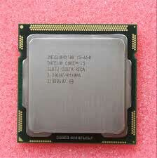 Procesador i5-650 3,4ghz max socket 1156