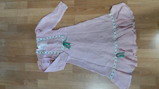 vestido chulapa