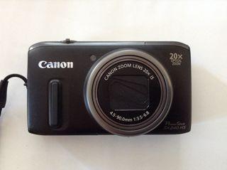Camara Canon Power Shot SX 240