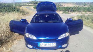 Hyundai Coupe gslna. interior piel a.c