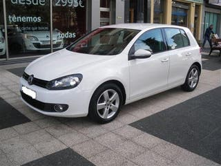 VOLKSWAGEN GOLF Bluemotion 1.6 TDI 105 CV, 5p
