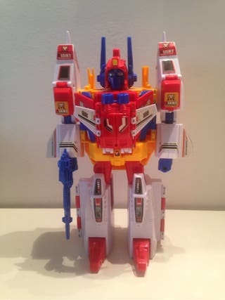 Star Saber G1 KO Transformers