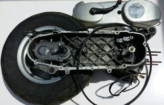 PIEZAS DE SCOOTER DERBI 50cc