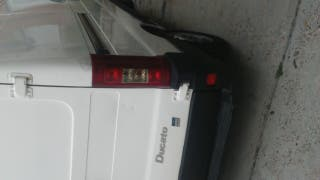 faros de una furgoneta fiat ducatio