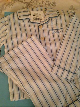 Pijama Gocco T-2-3