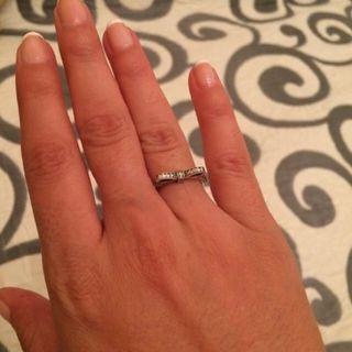 anillo lazo pandora precio