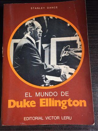 Libro El mundodeDuke Ellington