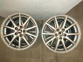 "Llantas 17"" Range Rover evoque"