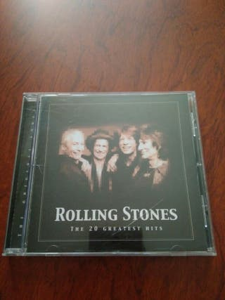 Rolling Stones-The 20 Greatest Hits