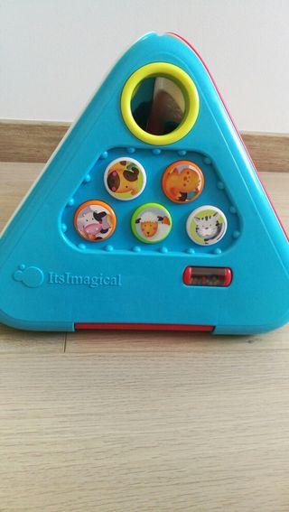 juguete estimulación bebé imaginarium
