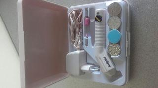 Kit Manicura-Pedicura BABYLISS 7 accesorios .
