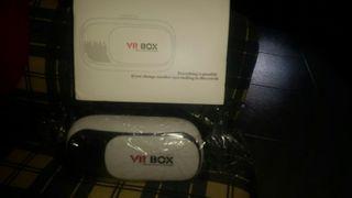 Gafas de VR realidad virtual universal a extreno