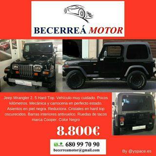 Jeep Wrangler 2009 2.5