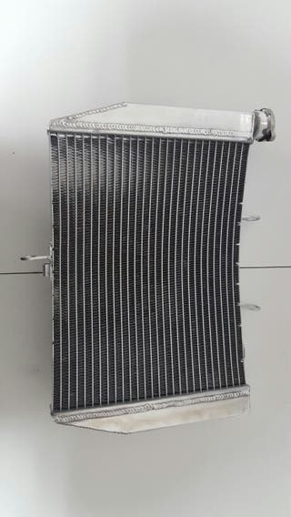 radiador zx6r ninja 2007 2008 circuito