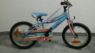 Bici infantil conor