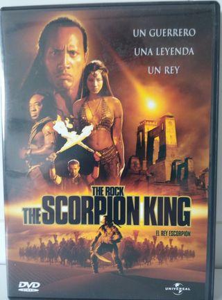 """Película """"El Rey Escorpión"""""""