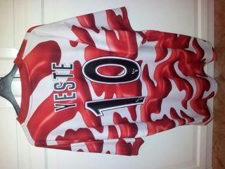 camiseta athletic club Bilbao