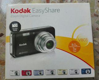 Cámara digital Kodak (Estropeada)