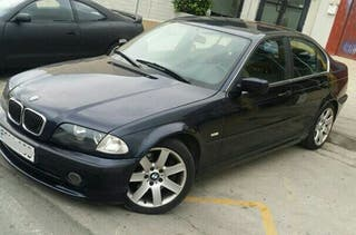 DespiezeBMW Serie 3 2002 330d berlina