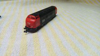 locomotora ibertren escala n