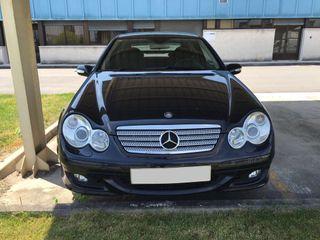 Mercedes-Benz Clase C 180 kompresor coupe