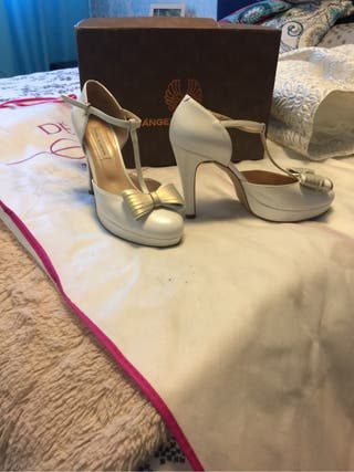 99614a39 Zapatos para mujer de 50 años de segunda mano en WALLAPOP