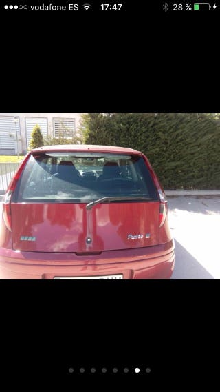 Vendo Fiat Punto 2001