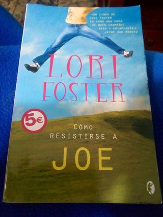 * Libro Cómo Resistirse a Joe - Lori Foster