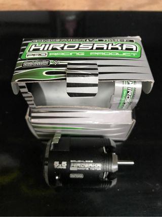 Motor brushless 5,5 hirosaka PRO