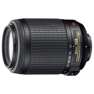 Objetivo Nikon AF-S VR DX 55-200 mm F/4-5,6 par