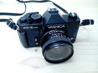 camara reflex de carrete 35mm